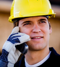 Photograph of a Contractor